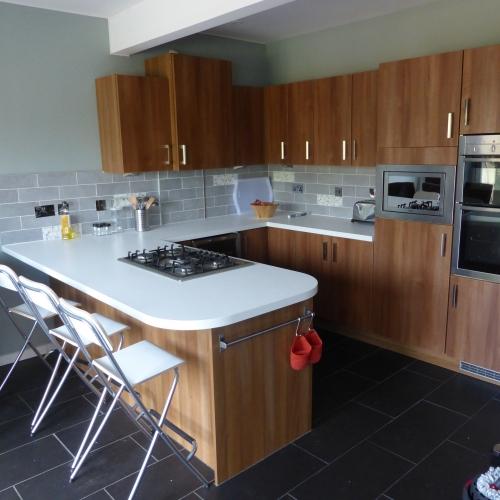 Marsh Villa Kitchen